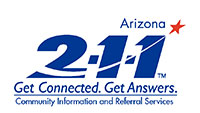 Arizona 211 Logo