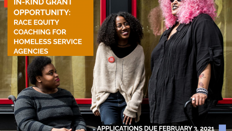 Race Equity Image (3 women, applications due February 3)