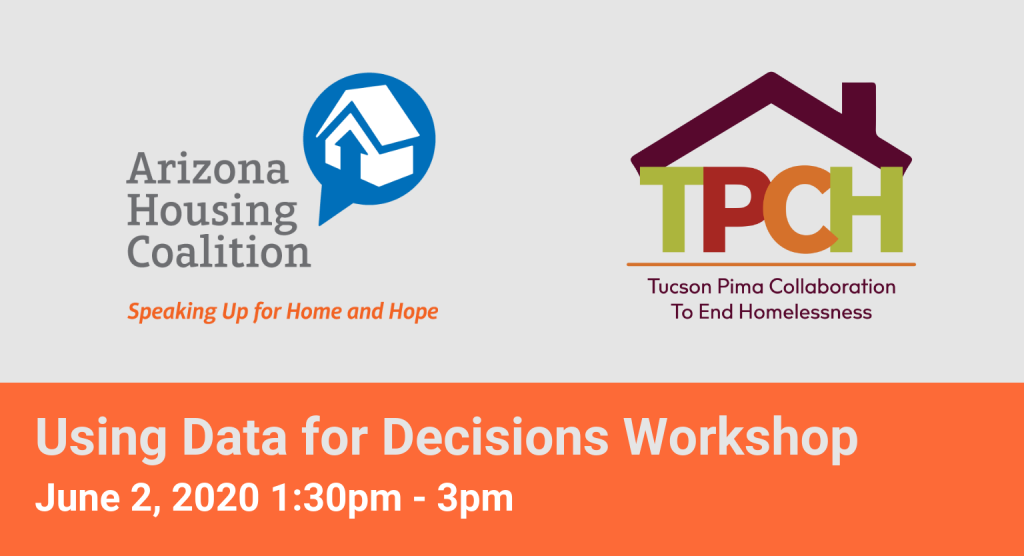 Using Data for Decisions Workshop