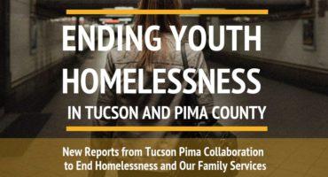 Kukomesha Ukosefu wa makazi ya Vijana huko Tucson Banner