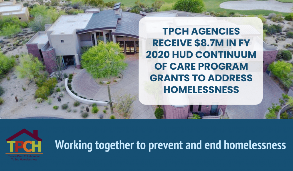 HUD FY 20 Continuum of Care Program Grants Header