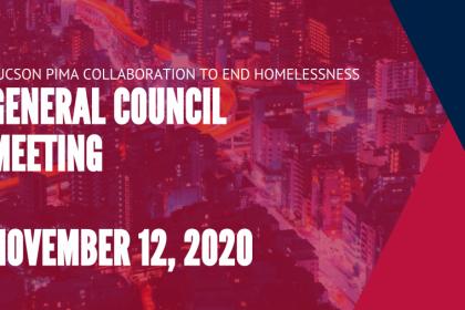 General Council Meeting November