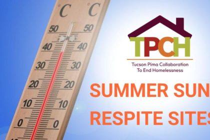 Summer Sun Respite Sites